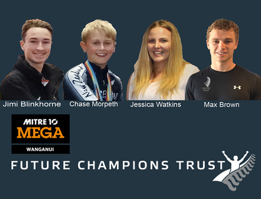 May 2017 Future Champions Trist Grant Recipients